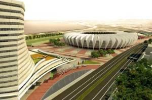 Beira-Rio Stadium Project - Porto Alegre
