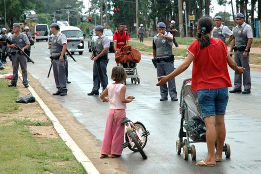 Brazil - Pinheirinho Forced Eviction - Photo Carla Matsuda