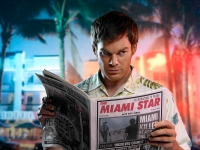 DEXTER Serie in SHOWTIME Photo by Christian Weber